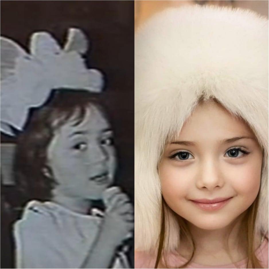 Fiica Adrianei Ochișanu îi seamănă leit! Mihaela este omagiată |Vezi cât de frumoasă este micuța (Foto)