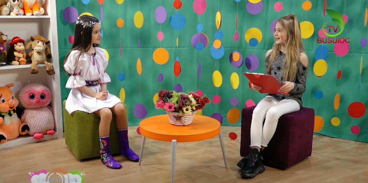 "𝗘 𝗠𝗶𝘀𝗶𝘂𝗻𝗲𝗮 𝗖𝗼𝗽𝗶𝗶𝗹𝗼𝗿 cu Olivia-Carmen Prado -Invitata Rubricii ""CEI mai CEI"" este Nicoleta Dolganiuc"