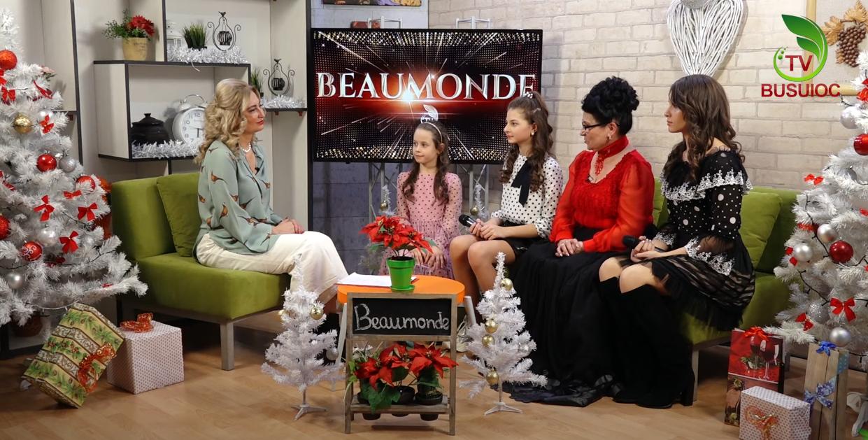 """Beaumonde – Descoperim talentele Studioului """"Fii un STAR"""""""
