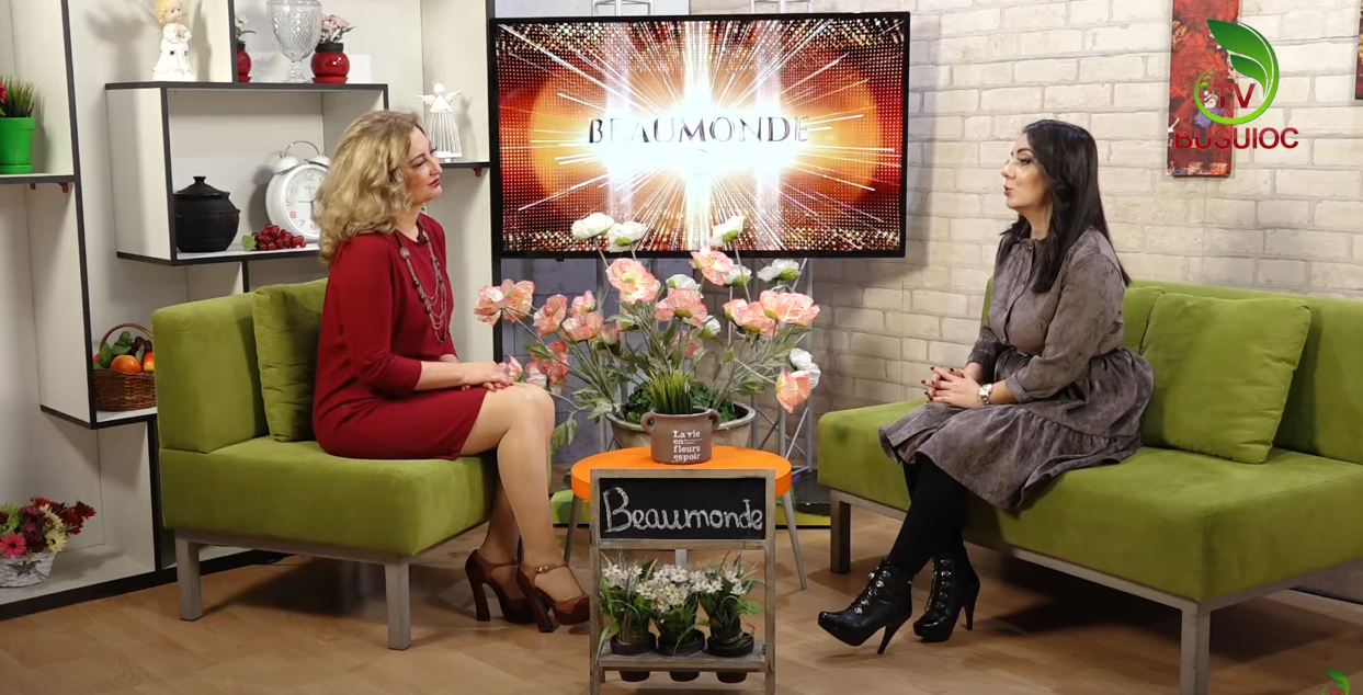 Beaumonde – Cristina Golban a lansat un videoclip dedicat lunii februarie