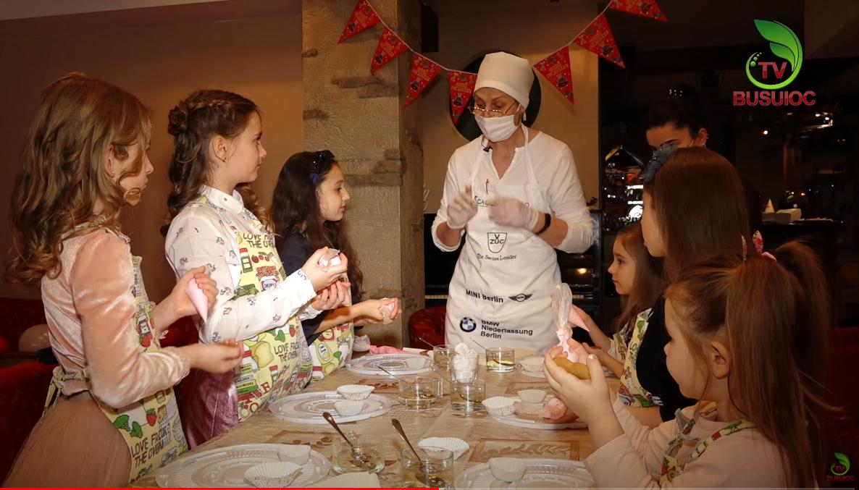 """""""E Misiunea Copiilor"""" cu Olivia Carmen – Iana Baltaga și Clubul micilor vedete"""