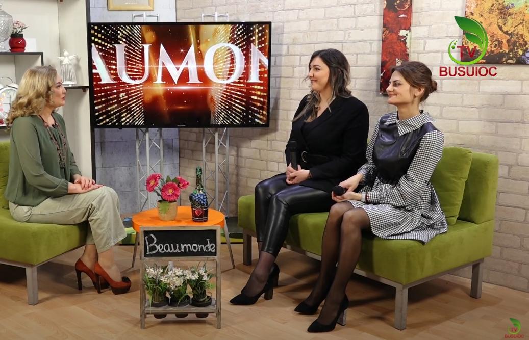 Beaumonde -Talentul și arta le-a unit pe interpreta Mariana Saganovschi & colega sa – Diana Grosu