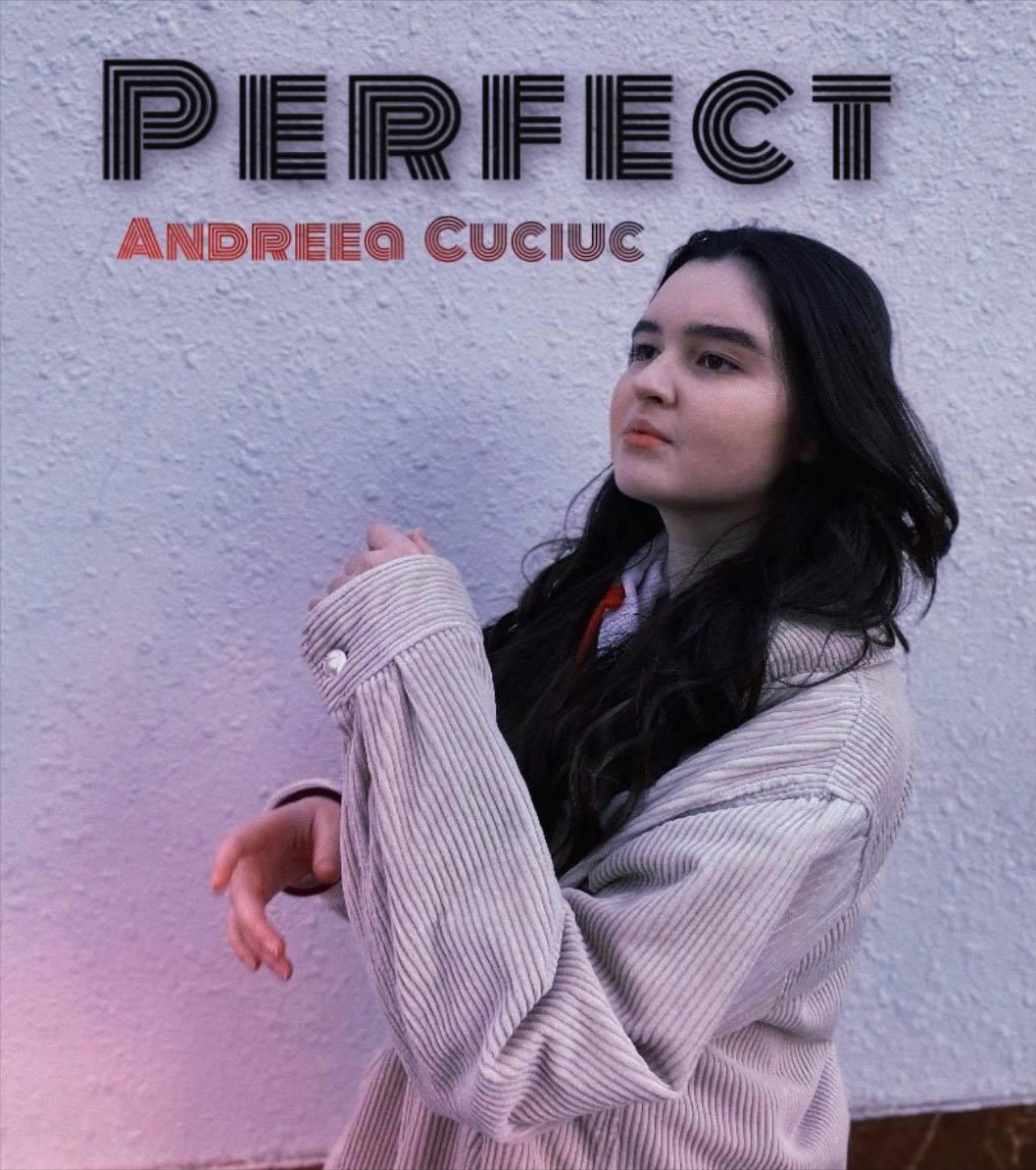 Andreea Cuciuc se simte PERFECT!