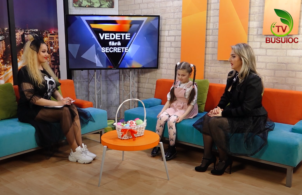 """""""VEDETE FĂRĂ SECRETE""""- Interpreta Aliona Triboi alături fiica sa, Ruxanda Gâlcă dau totul din casă!"""