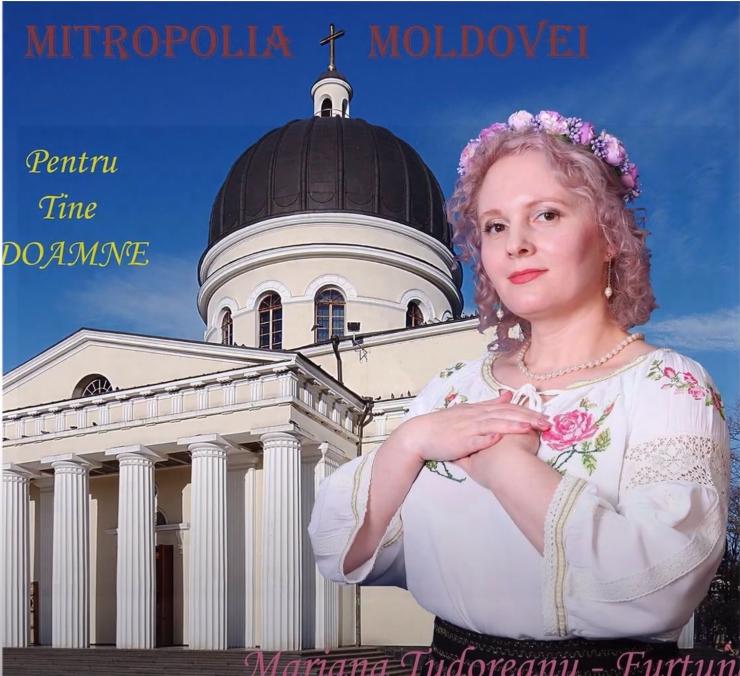 """𝗩𝗘𝗗𝗘𝗧𝗘 𝗙Ă𝗥Ă 𝗦𝗘𝗖𝗥𝗘𝗧𝗘 – Mariana Tudoreanu: """"Sufletul meu a simțit că trebuie să cânt cântece Pascale"""""""
