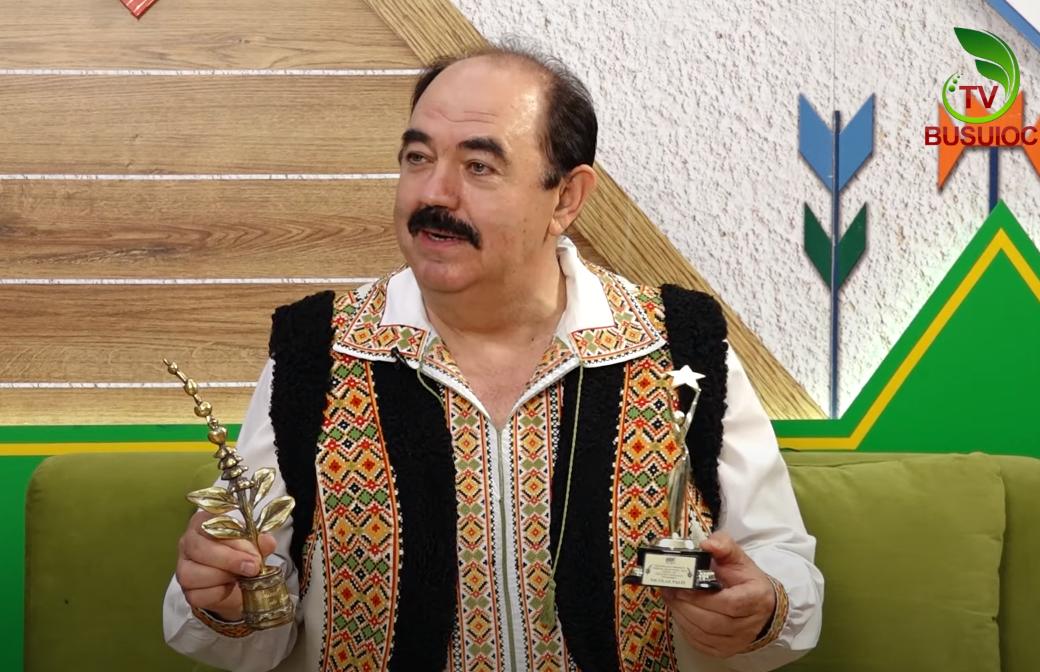 """""""VEDETE FĂRĂ SECRETE"""" – Nicolae Paliț – Cel mai Solicitat Artist de către Telespectatorii Busuioc TV"""
